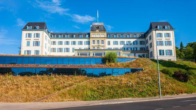 Bâtiment du  CICR à Genève. [saiko3p - Depositphotos]