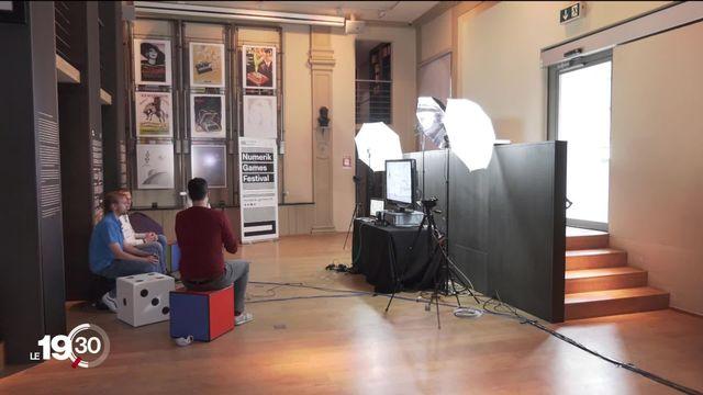 À Yverdon, dans le cadre du festival des Numerik Games, les enfants sont invités à créer leur propre jeu vidéo [RTS]
