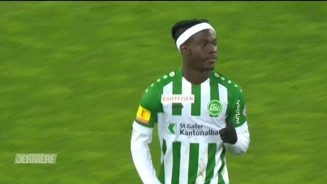 35e journée, Saint-Gall – Lausanne Sport (5-0) : Saint-Gall cartonne Lausanne et se maintient en Super League [RTS]