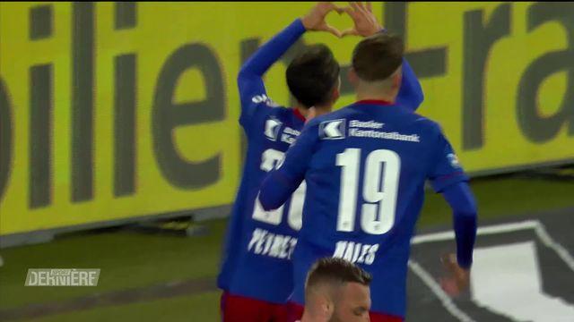 35e journée, Bâle – Zurich (4-0) : victoire facile des Rhénans [RTS]