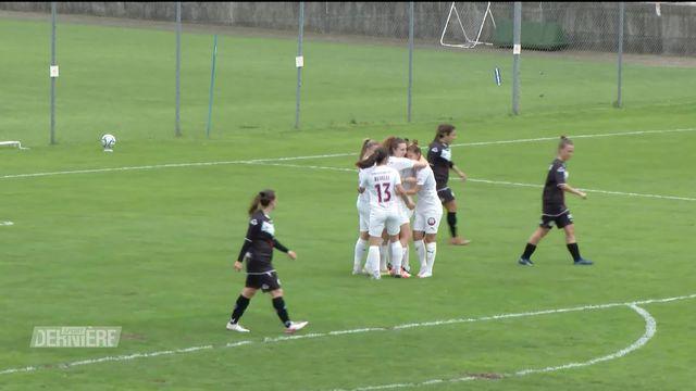 25 journée, Lugano - Servette-Chênois (0-4) : victoire des Genevoises qui se rapprochent du titre [RTS]