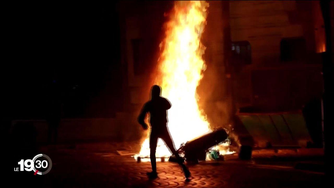 Alors que les Palestiniens commémorent la Nakba, les bombardements israéliens s'intensifient dans la bande de Gaza [RTS]