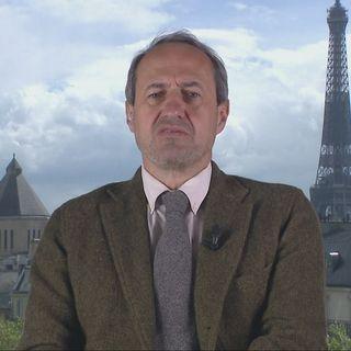 """Gilles Dorronsoro: """"Je ne crois pas du tout à un processus de paix en Afghanistan"""" [RTS]"""