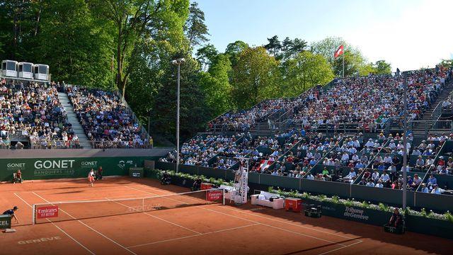 Le Geneva Open, tournois ATP romand [RTS]