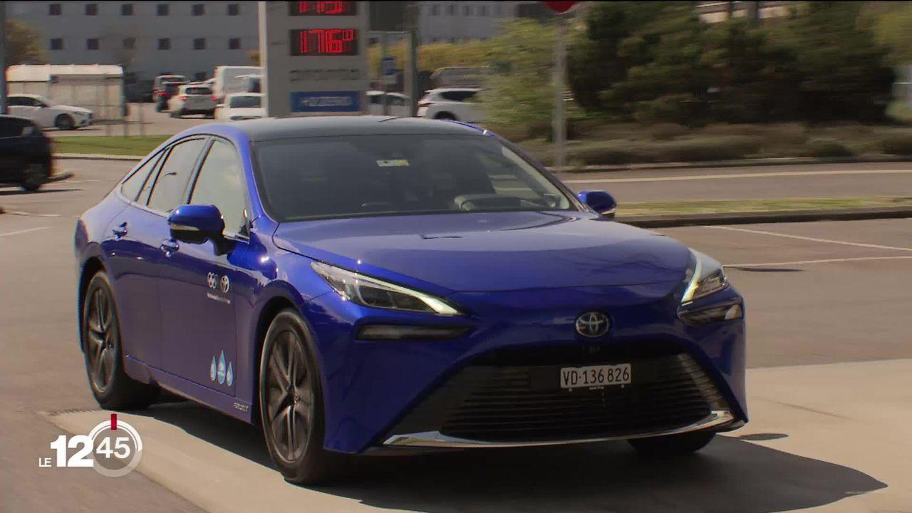 La voiture à hydrogène tente de se faire une place dans la mobilité électrique légère, dominée par la batterie lithium [RTS]