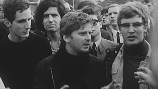 La grande explication : La naissance de la crise de Mai 1968 [RTS]