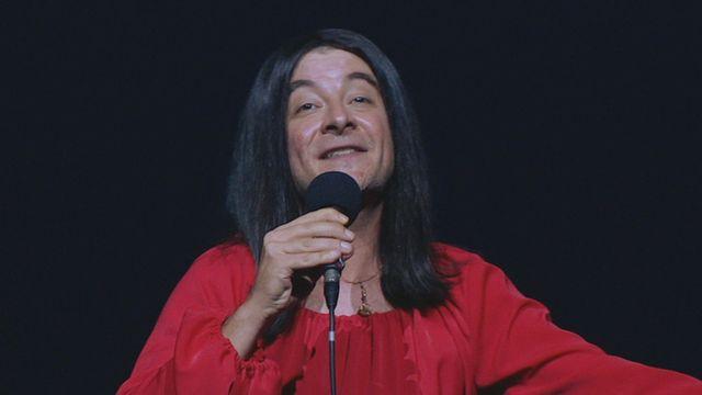 Massimo Furlan fait son Eurovision [RTS]