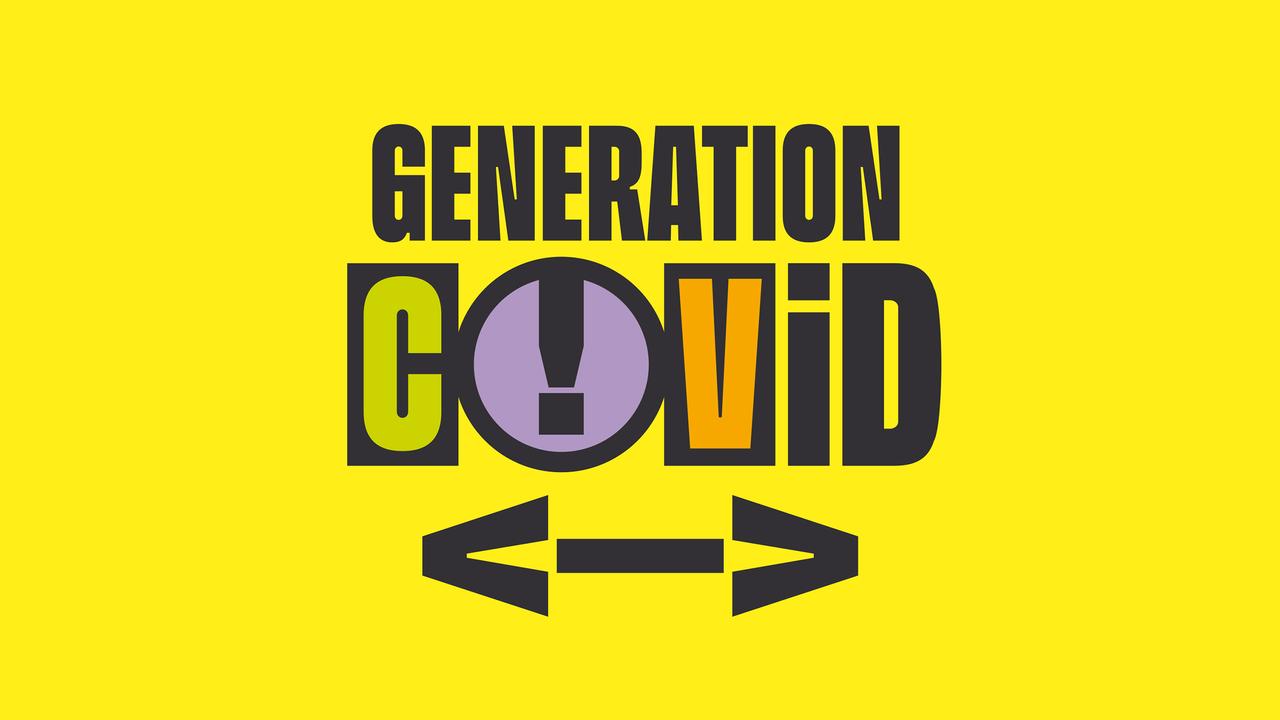 Logo Generation COVID - Semaine spéciale sur La Première [RTS - RTS]