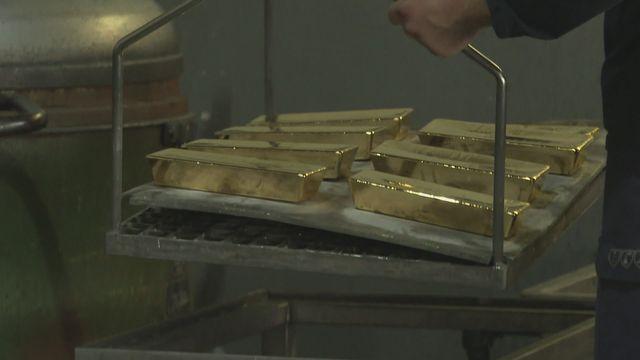 Objets en or : comment connaître l'origine du métal jaune ? [RTS]