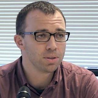 Stéphane Helleringer, démographe à l'Université de New York à Abu Dhabi. [Capture d'écran - Viméo]