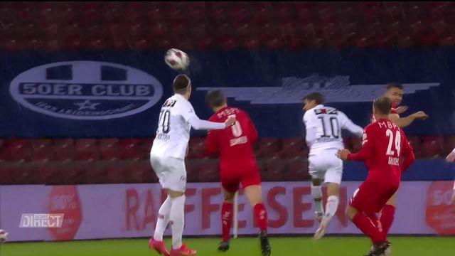 36e journée, Zurich - Vaduz (4-1): Zurich envoie Vaduz en Challenge League [RTS]