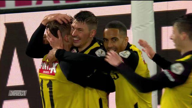 36e journée, Lausanne - Young Boys (2-4): le résumé du match [RTS]