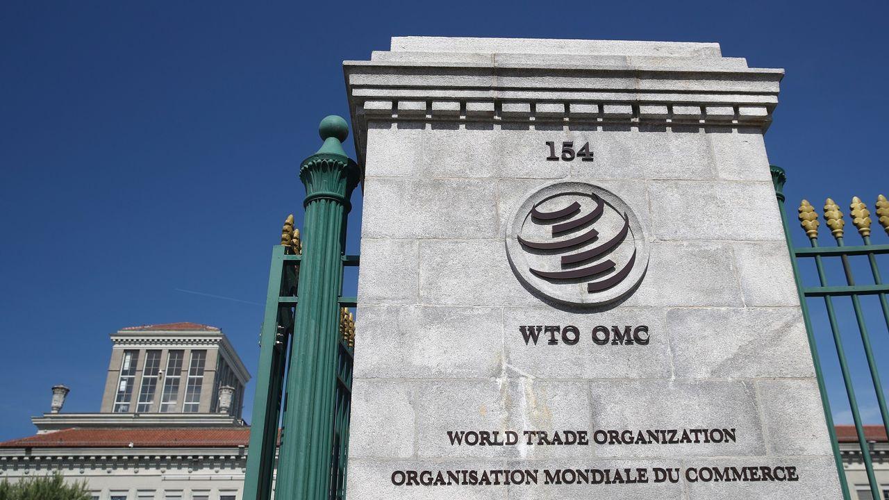 Le siège de l'Organisation Mondiale du Commerce, à Genève. [Denis Balibouse - Reuters]