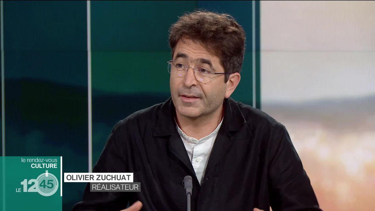 """Rendez-vous culture: le réalisateur Olivier Zuchuat présente son film """"Le périmètre de Kamsé"""" [RTS]"""