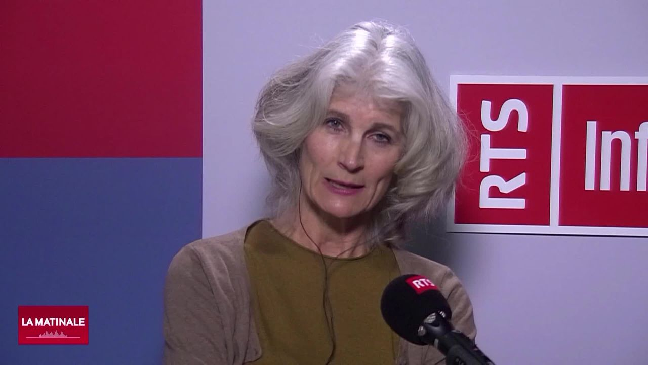 Un nouveau procès climatique dans le canton de Fribourg: interview d'Irène Wettstein (vidéo) [RTS]