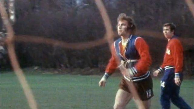 Footballeurs de Chelsea à l'entraînement, 1971 [RTS]