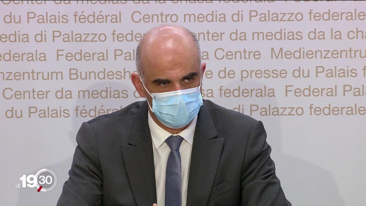 Restauration, sport et culture respirent. Les mesures de lutte contre la pandémie Covid-19 sont assouplies dès le 31 mai [RTS]