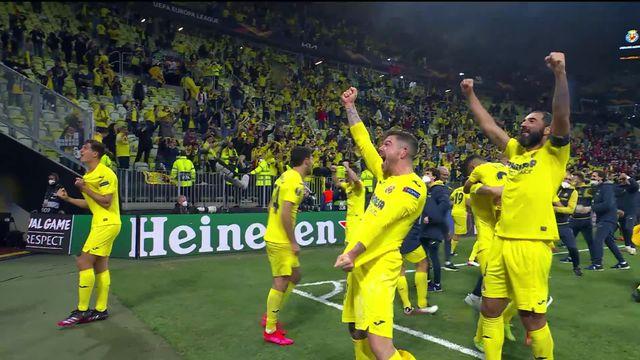 Finale, Villarreal - Manchester United (11-10 tb.): Villareal remporte la League Europa après 21 tirs au but ! [RTS]