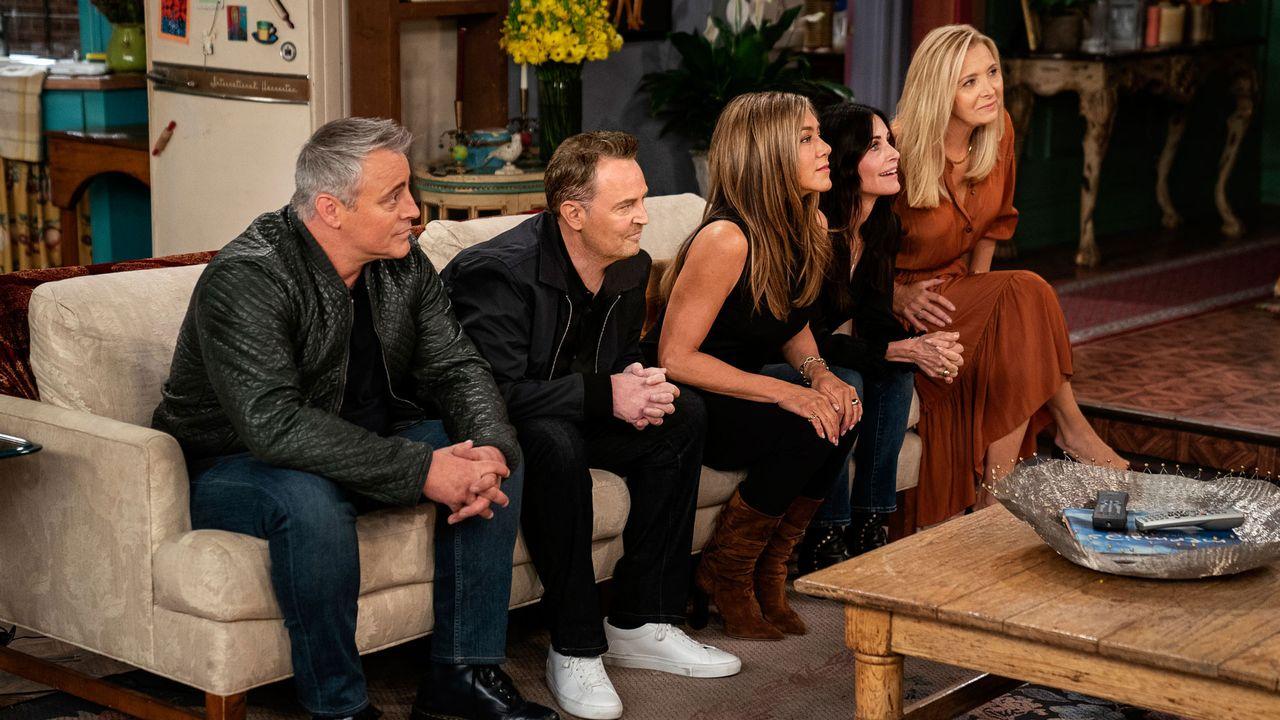 Friends The Reunion : l'épisode spécial sera diffusé en VF le 24 juin sur TF1