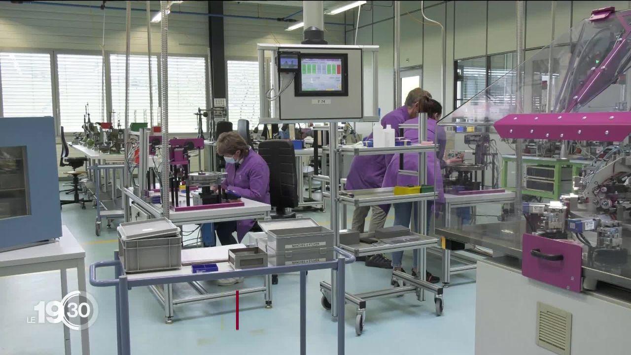 Les entreprises suisses devront s'adapter à de nouvelles normes après l'abandon de l'accord-cadre [RTS]