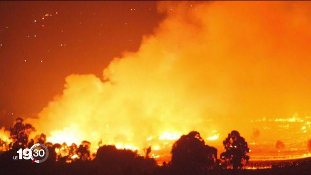 L'éruption du volcan Nyiragongo sème le chaos à Goma, en RDC. Les autorités ont ordonné une évacuation massive de la ville [RTS]