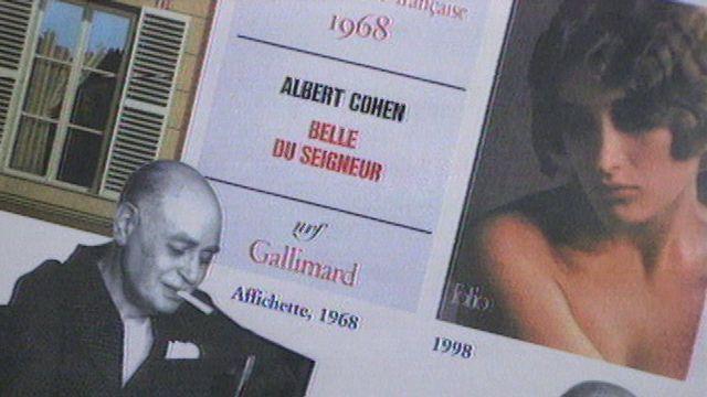 Gallimard et la Suisse [RTS]
