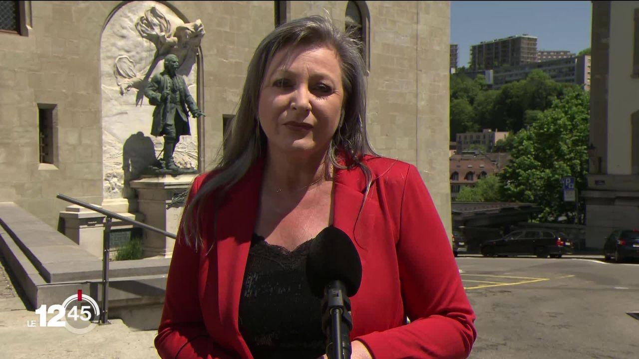 Vaud tire un premier bilan de sa gestion des violences domestiques. La prise en charge s'améliore les chiffres ne diminuent pas [RTS]