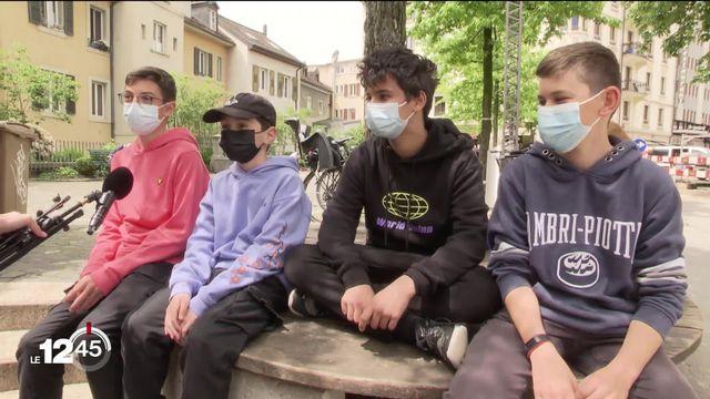 Une étude suisse vient confirmer l'impact psychologique du premier confinement sur les adolescents [RTS]