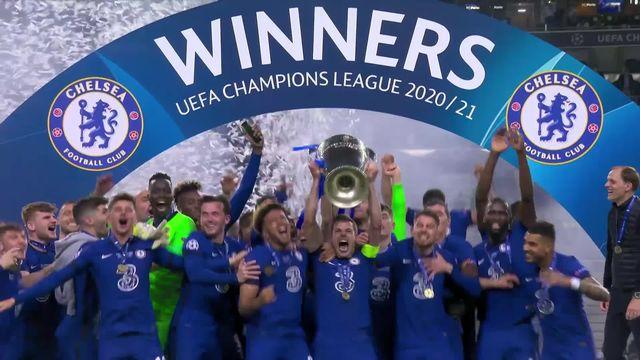 Finale, Manchester City – Chelsea (0-1): les hommes de Thomas Tuchel soulèvent le trophée [RTS]