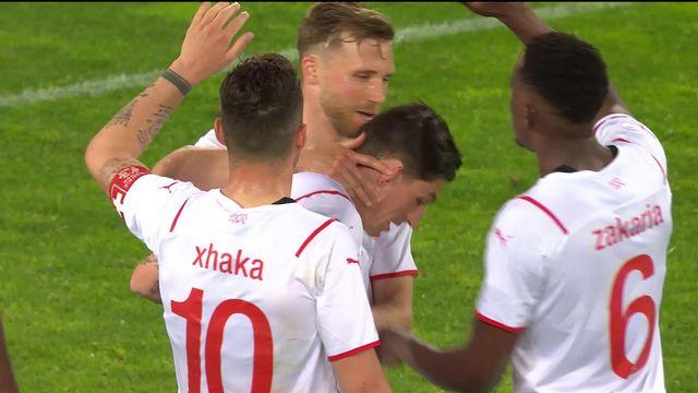 Suisse - USA (2-1): les meilleurs moments de la victoire helvétique [RTS]