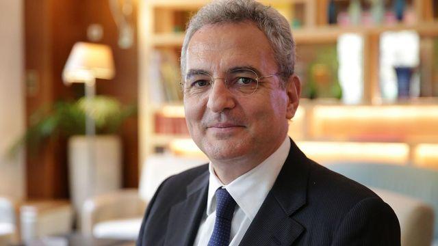 Marco Impagliazzo, président international de Sant'Egidio - [Bernard Hallet - cath.ch]