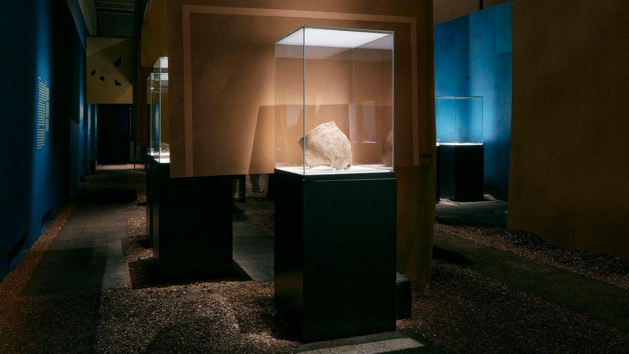 """Une image de l'exposition """"Des choses"""" au Laténium à Hauterive (NE). [Noé Cotter - Laténium]"""