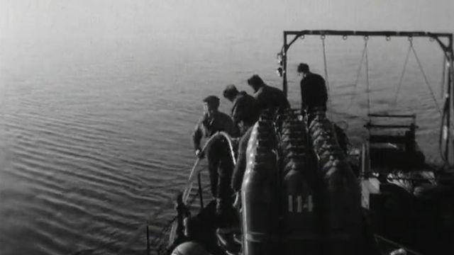 Et s'il y avait du pétrole sous les fonds du lac Léman? [RTS]