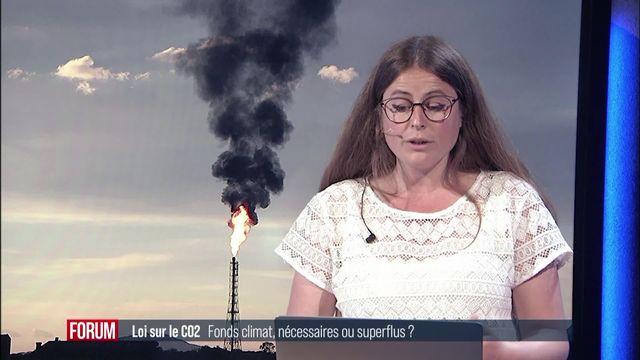 Le débat sur la loi CO2: les réactions des internautes [RTS]