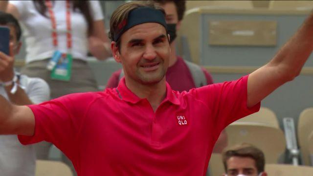 2ème tour, M.Cilic (CRO) - R.Federer (SUI) (2-6, 6-2, 6-7, 2-6): le maître s'impose en 3 heures [RTS]