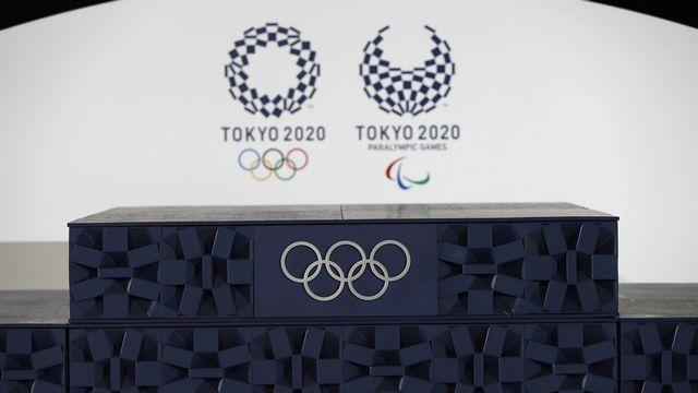 La situation demeure compliquée autour de l'organisation des JO de Tokyo. [Issei Kato - Keystone]