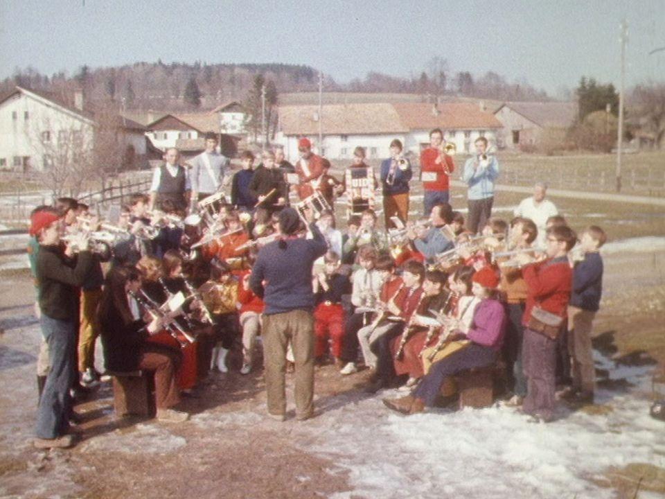 Camp de musique dans les Franches-Montagnes [RTS]