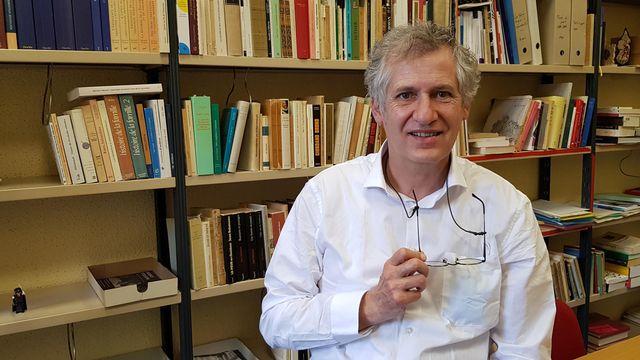 Michel Grandjean [Davide Pesenti - RTSReligion]