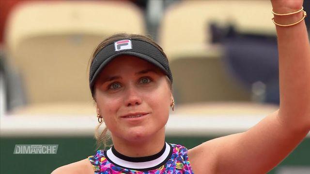 Roland Garros - Tableau féminin [RTS]
