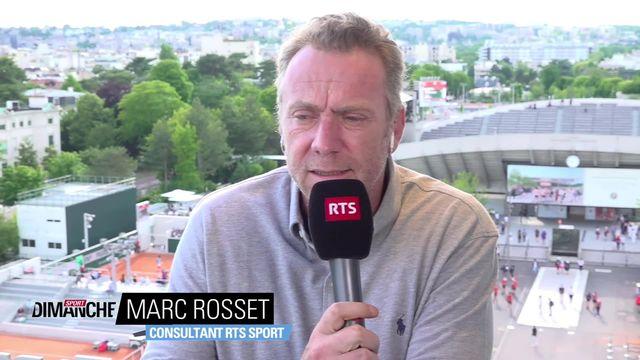 Roland Garros - Marc Rosset [RTS]