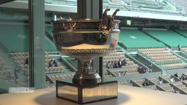 Roland Garros - Origines [RTS]