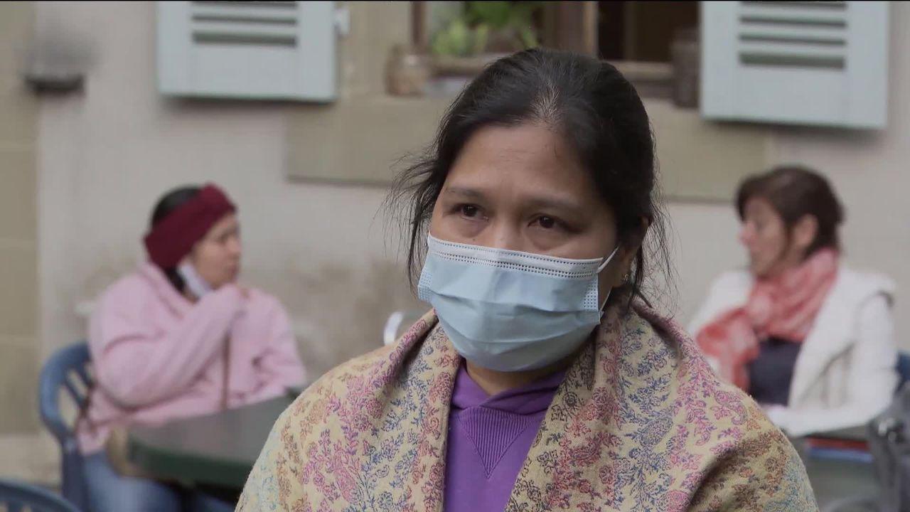 Femmes de ménage sans salaire [RTS]