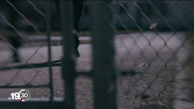 Amnesty International sort un rapport sévère de la politique d'asile de la Suisse [RTS]