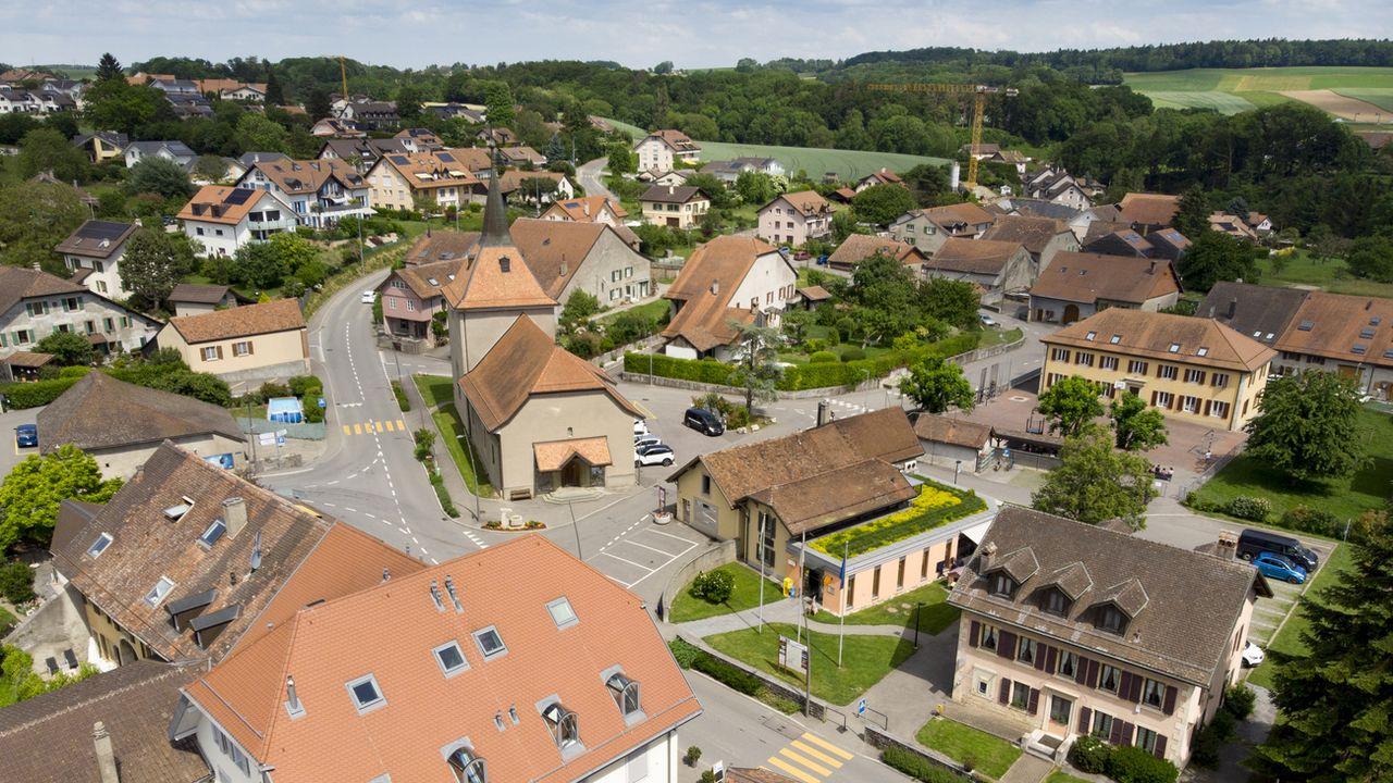 Vaud investit 50 millions pour développer les bus en zone périurbaine [Laurent Gilliéron - Keystone]