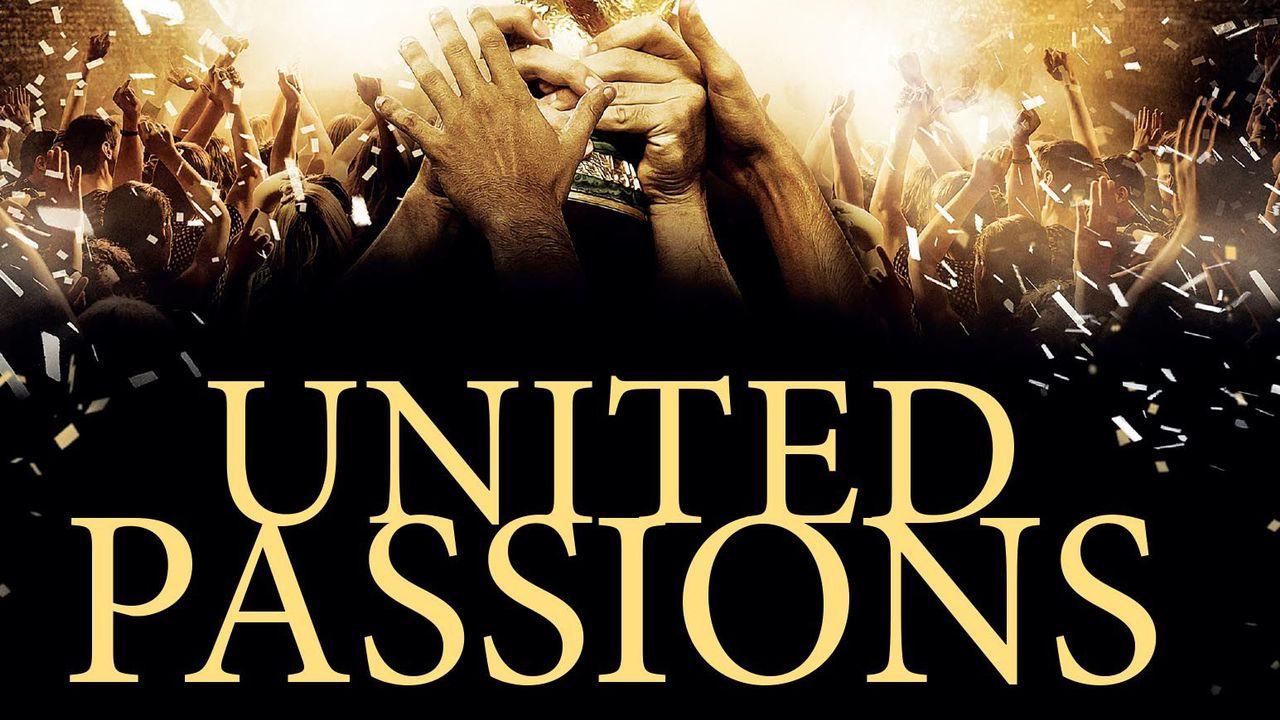 """L'affiche du film """"United Passions"""". [DR]"""