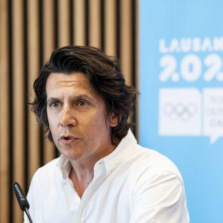 Christophe Dubi, directeur exécutif des Jeux olympiques au Comite international olympique. [JEAN-CHRISTOPHE BOTT - KEYSTONE]