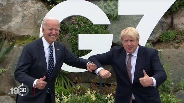 Pour le président américain Joe Biden qui vient d'entamer sa tournée européenne, les choses sont claires : les Etats Unis sont de retour … [RTS]