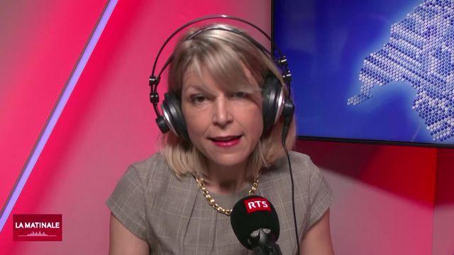 La semaine de Delphine Gendre (vidéo) - L'orthographe rectifiée [RTS]