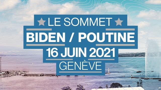 Rencontre Biden-Poutine à Genève. [RTS]