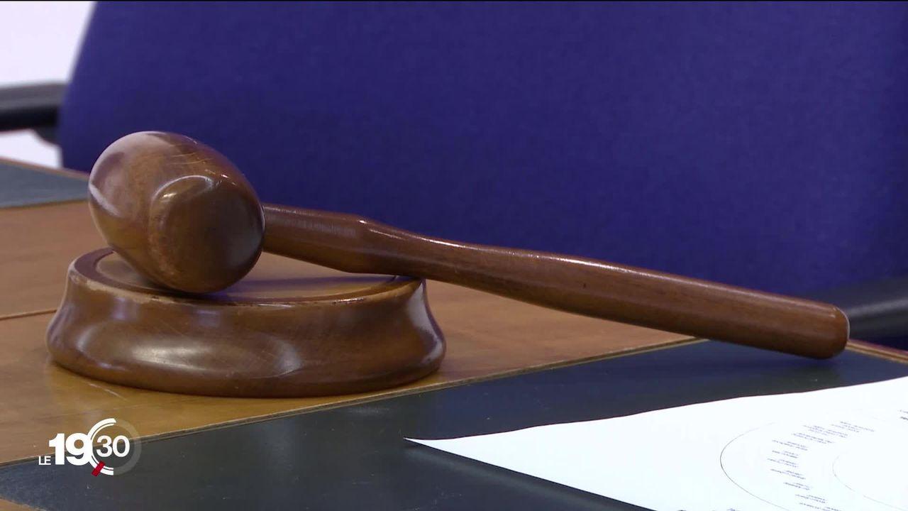 Le Tribunal fédéral confirme la condamnation des activistes du climat qui ont pénétré dans les locaux de Crédit Suisse en 2018. [RTS]